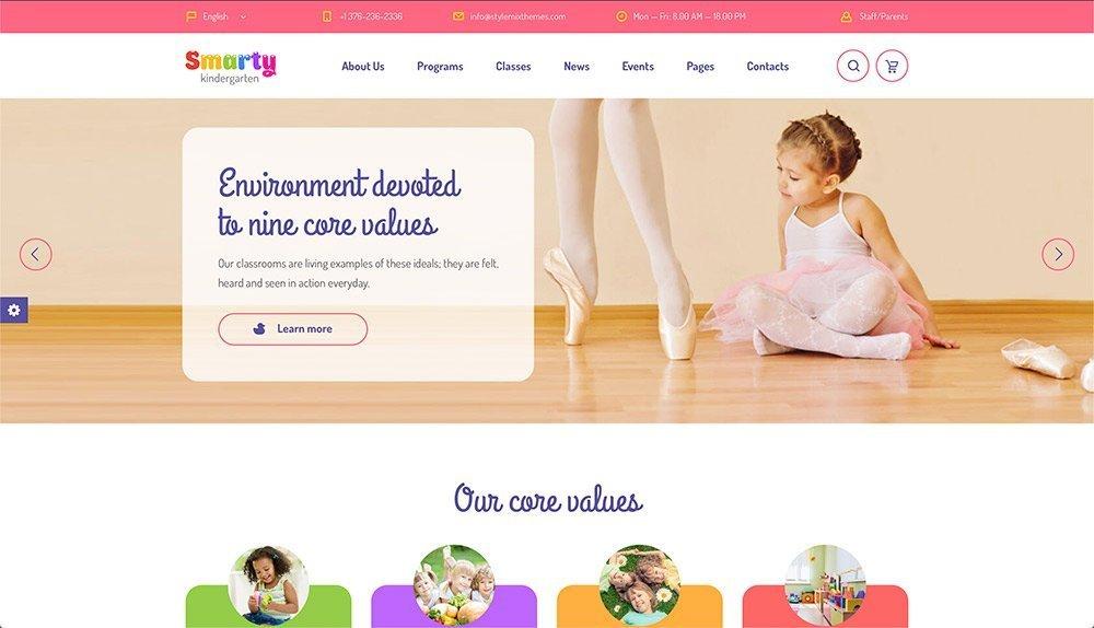 website sample 04